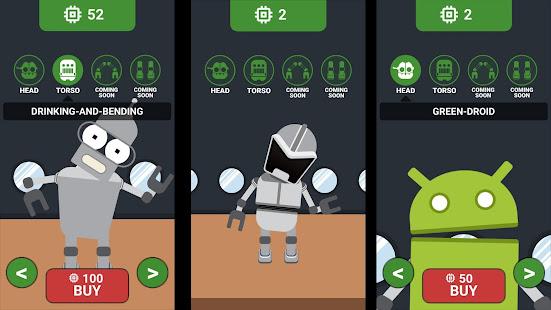 Roboți cu opțiuni binare care funcționează