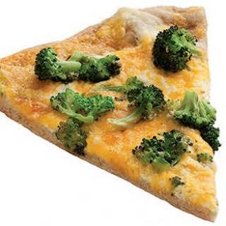 Broccoli-Ricotta Pizza.