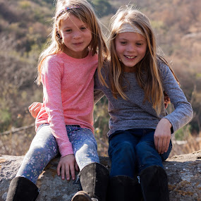 Twins by Morne Kotze - Babies & Children Children Candids