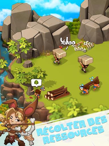 Guerras Tribales(Tribes Age)  captures d'écran 1