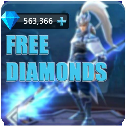 Free Diamonds For Mobile Legends : Joke