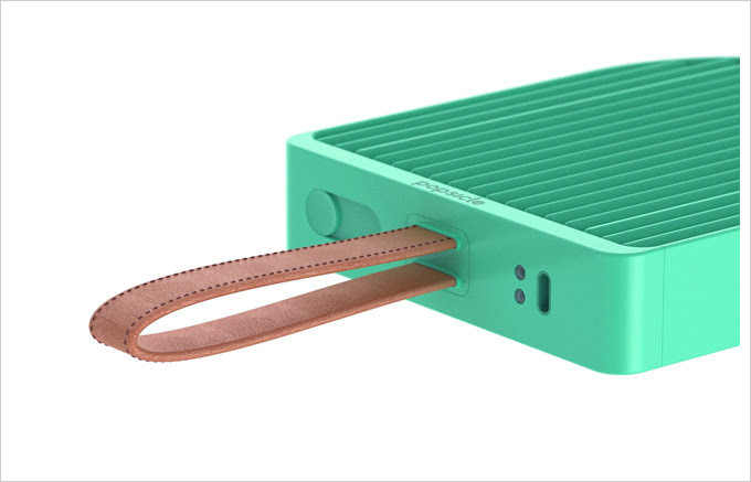 生活產品設計小冰棒電扇