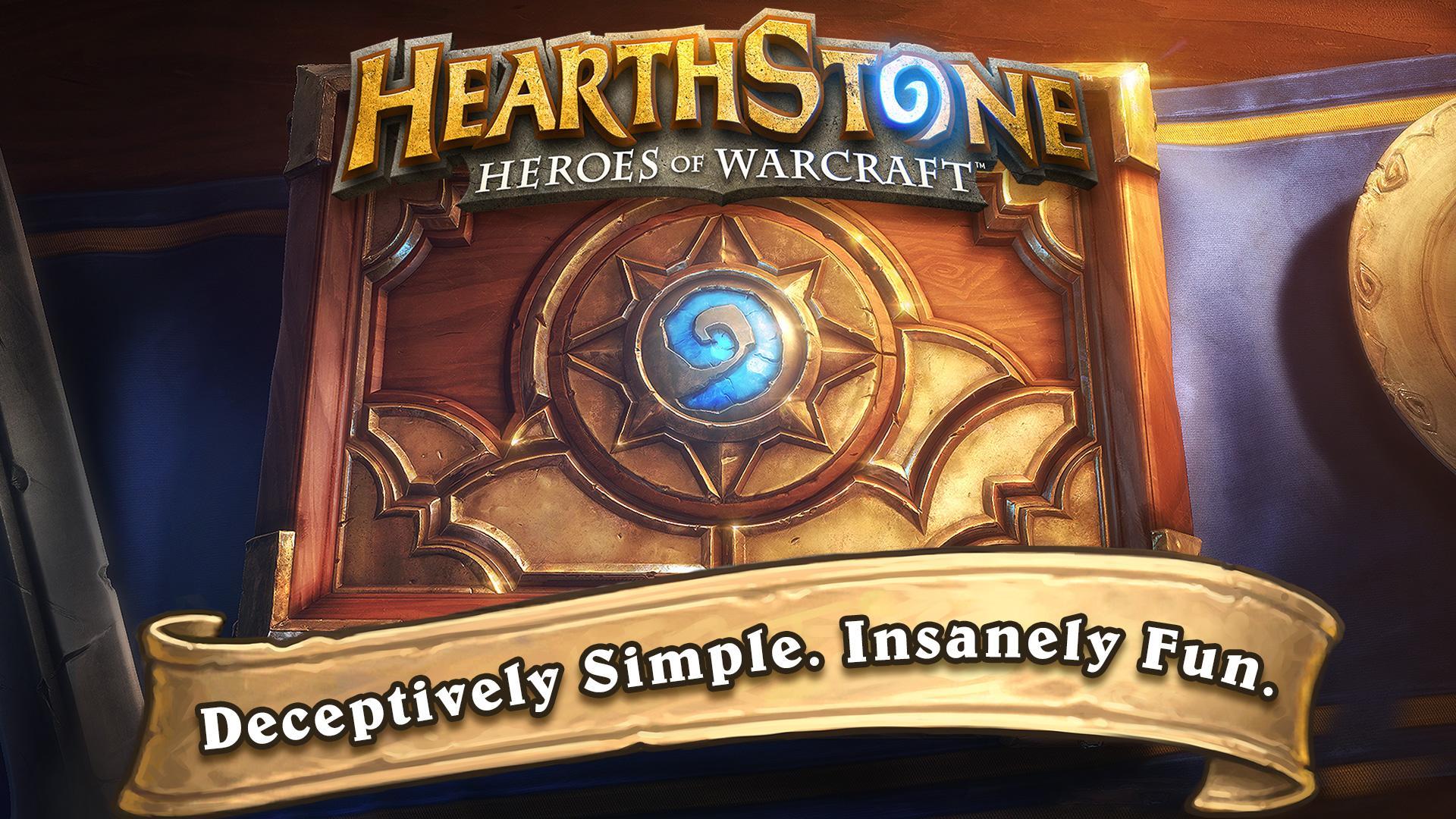 Hearthstone Heroes of Warcraft screenshot #1