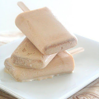 Low-carb Chai Tea Ice Pops