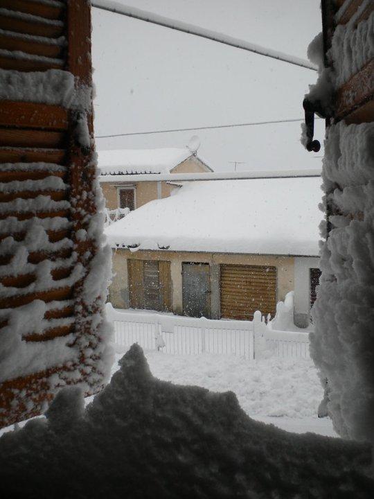 oltre la neve ....neve di __francesca_
