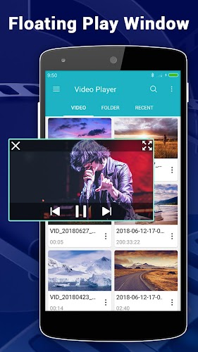 Download Video Player APK latest version app by Leopard V7 for