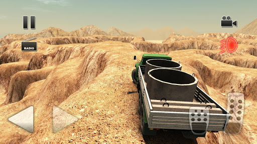 Truck Driver Crazy Road 2 apkslow screenshots 4