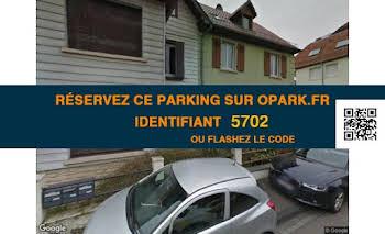 Parking 12,5 m2