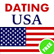 USA Singles Meet, Match and Date Free - Datee Android apk