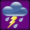 Thunder Sounds, Storm Simulator icon