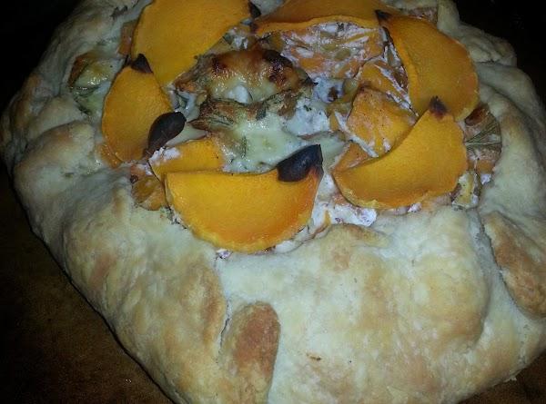 Rustic Butternut Squash Pie Recipe