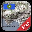 Central America Topo Maps icon