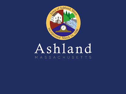 Town of Ashland Massachusetts- screenshot thumbnail