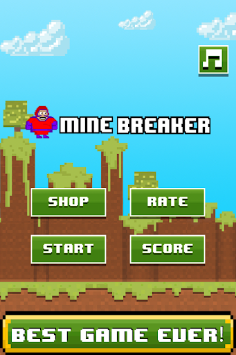 Superhero Breaker - Mine mini