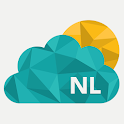 Netherlands weather, guide icon
