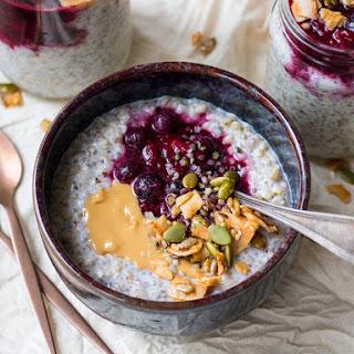 Buckwheat Bircher Breakfast Jars Recipe