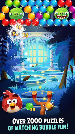 Angry Birds POP Bubble Shooter[Mod Money]