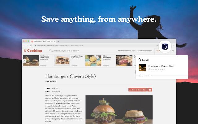 Journal Save Button