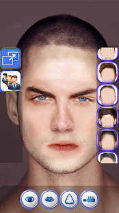 Real Makeup For Man Free- screenshot thumbnail