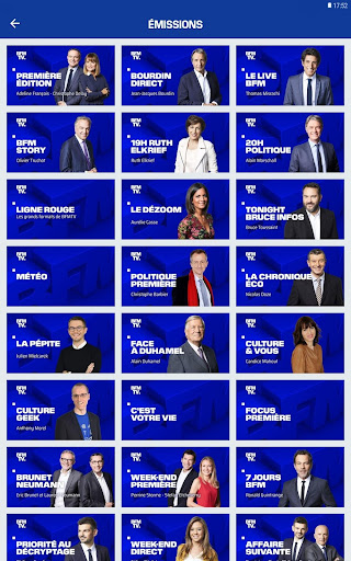 BFMTV - Actualitu00e9s France et monde & alertes info 4.2.5 Screenshots 13