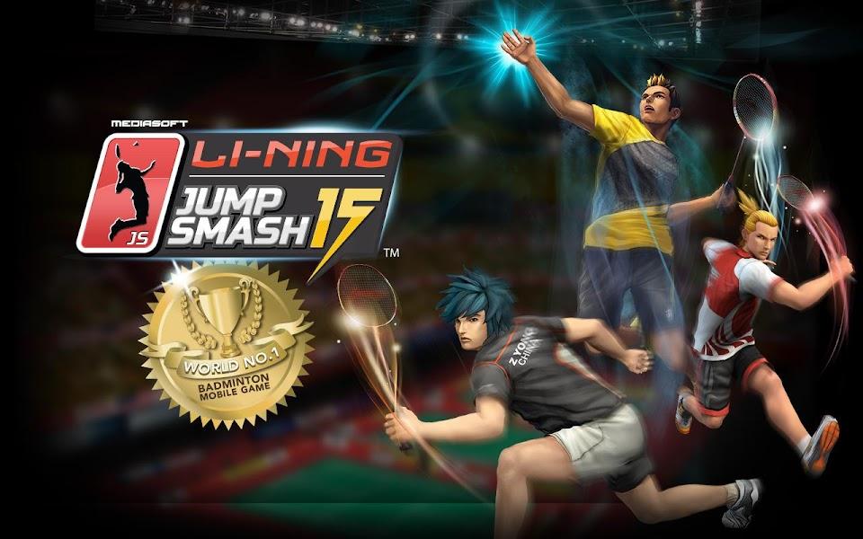 Li-Ning Jump Smash 15 Apk