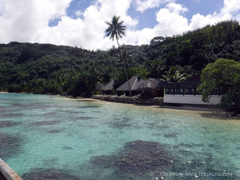 Hotel Le Mahana - Huahine