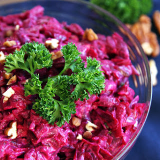 Russian Beet Salad Mayonnaise Recipes.