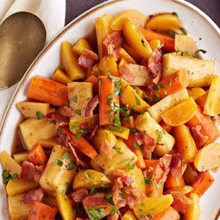 Slow-Cooker Roasted Root Vegetables.