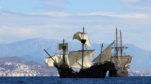 La Nao Victoria llega a Adra: descubre el barco que dio la vuelta al mundo