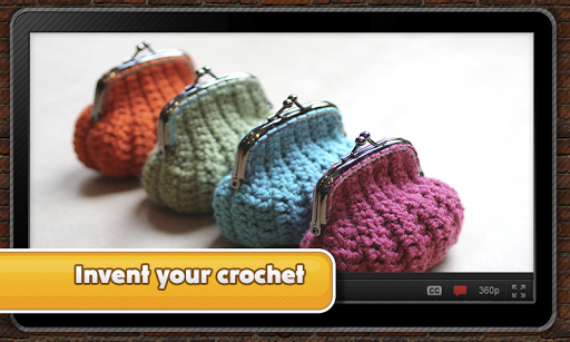 Video lessons Crochet