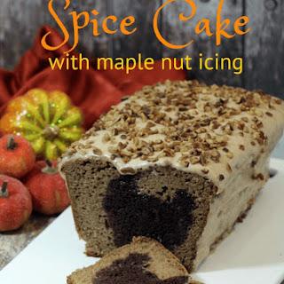 Hidden Turkey Spiced Cake