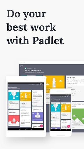 Padlet 119.0 screenshots 1