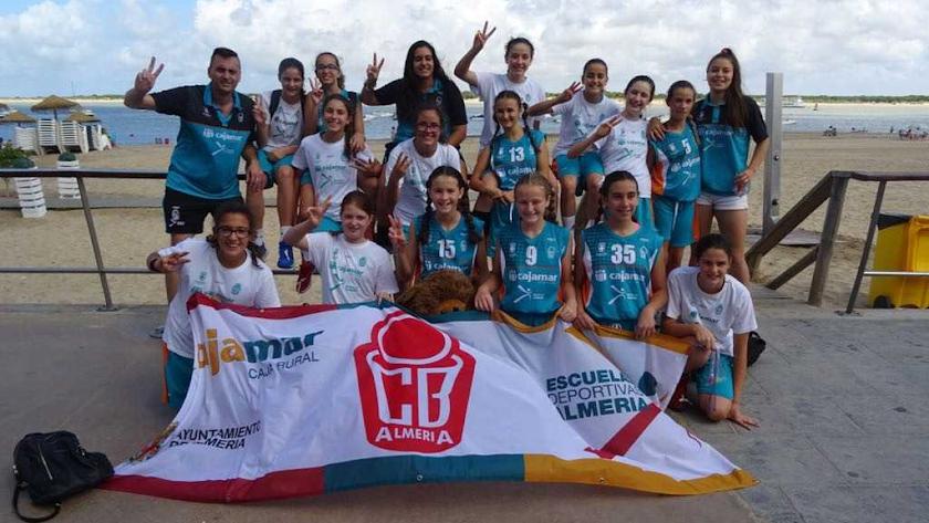 Espectacular bronce para el Cajamar CB Almería