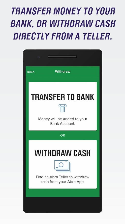 Abra - Money Transfer App - Android Apps on Google Play