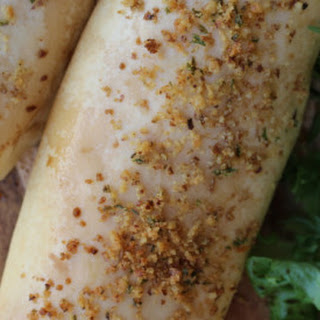 Chicken and Herb Nut Parcels (Thermomix Assisted)