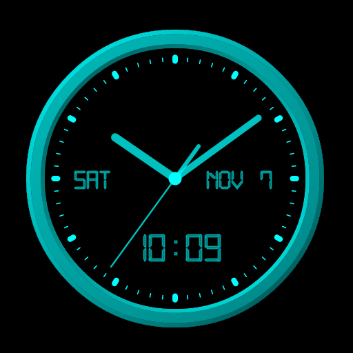 Analog Clock-7 Mobile PRO
