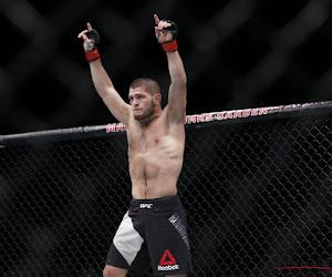 Fans van de UFC hebben iets om naar uit te kijken: Khabib Nurmagomedov komt dit weekend opnieuw in actie