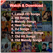 Tollywood All Telugu Latest HD video songs