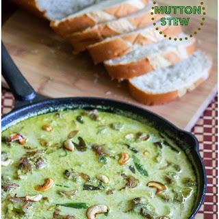 Mutton stew / Lamb stew