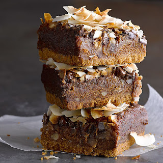 Ooey Gooey Pumpkin Layer Bars