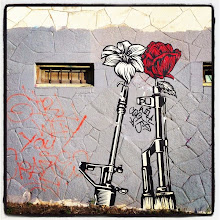 Photo: Guns n' Roses - Sheppard Fairey in Austin, Texas  This piece was up in East Austin for about a year before being recently removed. Sheppard Fairey has had about 10 pieces up around Austin but they are mostly gone or painted over now. This is my favorite of the ones he had here.  Sharing today for #streetartsunday curated by +Luís Pedro +Mark Seymour +Peter Tsai   #streetart #graffiti #sheppardfairey  This photo was taken by pulling from my #Instagram feed (supertsai) - Unfortunately one of my hard drives crashed so I haven't been able to post much lately. I'll have the contents recovered soon.