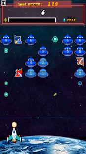 Alien Attack for KAYBO - náhled