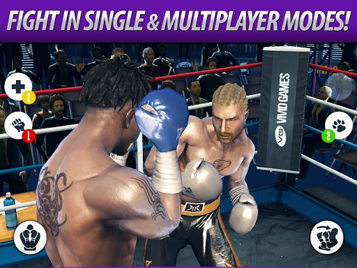 Real Boxing u2013u00a0Fighting Game  screenshots 2