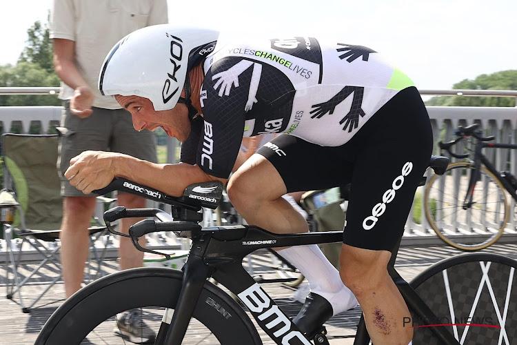 """Campenaerts verrast zichzelf met podiumplaats: """"Ik had het Remco ook gegund, maar dit is zeer mooi voor Yves"""""""