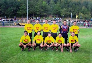 Photo: 22-9-2002 Πρώτο εντός έδρας παιχνίδι στο Περιφερειακό, ΑΕΚ-Βέροια 0-0