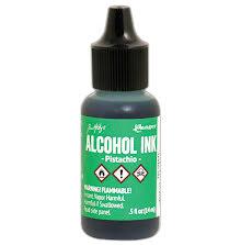 Tim Holtz Alcohol Ink 14ml - Pistachio