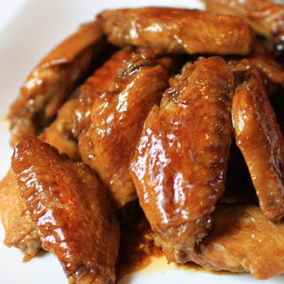 Pressure Cooker Chinese Soy Chicken Wings
