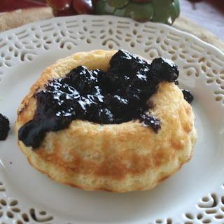 Coconut Flour Blueberry Cake Recipes.