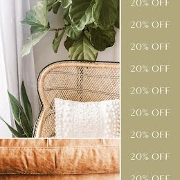 Earth Day Sale - Instagram Ad item