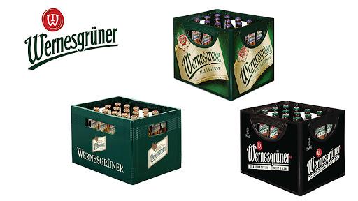 Bild für Cashback-Angebot: Wernesgrüner Kastenware - Wernesgruener